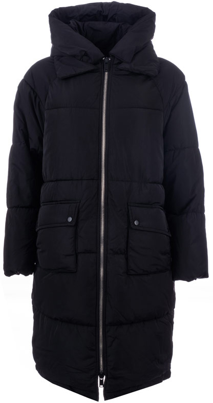 Куртка жен Only, цвет: черный. 15141921_Black. Размер M (46) юбка only цвет черный 15137600 black размер 40 46
