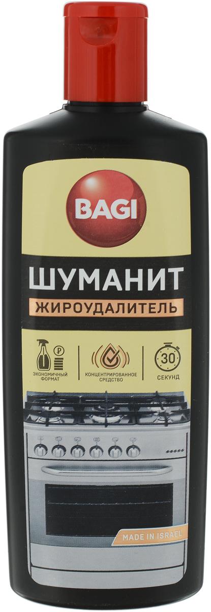 Удалитель жира Bagi Шуманит, 270 мл средство для удаления накипи bagi кумкумит 350 мл