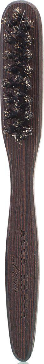 Acca Kappa Щетка для усов с основой из дерева1511WEЭта красивая щетка предназначена для ухода за усами. Настоящий мужской аксессуар, изготовленный мастерами итальянского бренда, помогает поддерживать здоровье и красоту волос. У щетки с основой из древесины венге и натуральной щетиной лаконичный дизайн и удобная, эргономичная форма. Отполированное дерево не причинит неудобств, а кабанья щетина легко и безопасно расчесывает самые спутанные пряди. Щетка поможет должным образом завершить бритвенный ритуал и поддержит стильный образ в течение всего дня. Отличное качество сборки гарантирует долговечность аксессуара и простоту ухода за ним.
