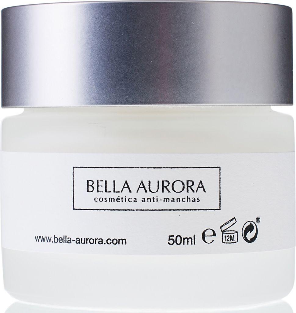 Bella Aurora Дневной крем для лица Bella Dia, 50 млBA4093330Ежедневный антивозрастной и антипигментный уход. Формула Bella содержит комбинацию ультрасовременных активных ингредиентов и натуральных экстрактов с целью обеспечить вашу кожу энергией на целый день, чтобы кожа выглядела сияющей час за часом: выравнивает тон кожи, устраняет темные пятна и другие дефекты, уменьшает комедоны и размер пор. Придает сияние тусклой коже. Ваша кожа мгновенно восстанавливает свой естественный цвет. Оживляет кожу путем уменьшения признаков усталости на лице. Борется и защищает кожу от загрязнений окружающей среды. Уменьшает мелкие и мимические морщины. Повышает эластичность кожи. Обеспечивает более здоровый вид, кожа выглядит свежей и подтянутой. Глубоко и мгновенно увлажняет. Комфортная бархатистая текстура. Фильтры SPF20.