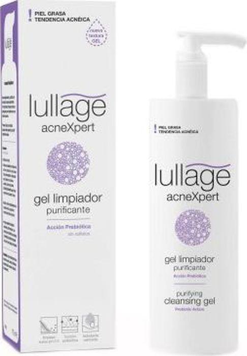 Lullage Очищающий гель для лица, 200 млL412205Косметическое средство для бережной очистки кожи с пребиотическим воздействием при помощи мягких укрепляюще-активных веществ. Его формула специально разработана для глубокого очищения жирной кожи, а также кожи с дефектами и склонностью к появлению акне. Результат: расслабленная и увлажненная кожа, полностью очищенная и подготовленная к следующему этапу ухода.