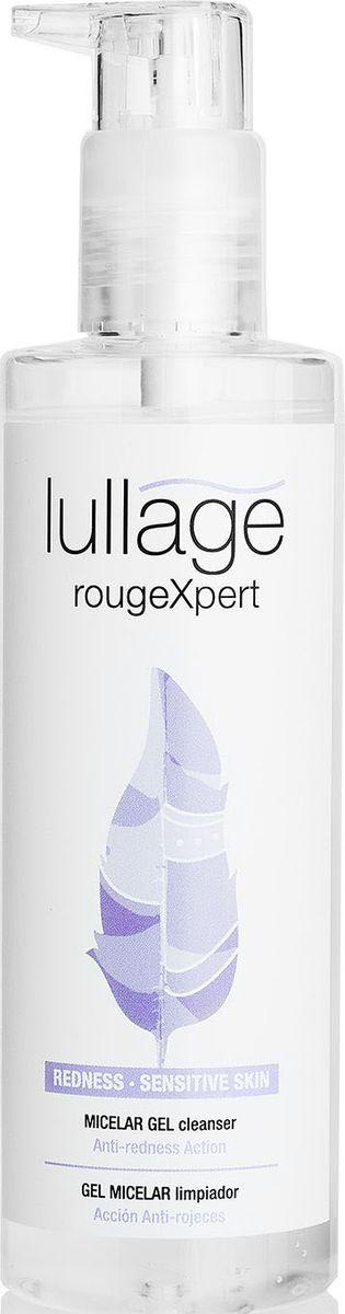 Lullage Мицелярный гель для чувствительной кожи, 200 млL422400Деликатное средство с успокаивающим действием помогает уменьшить покраснения. Благодаря успокаивающей формуле, которая использует мицеллы в качестве чистящих элементов, глубоко очищает и удаляет макияж с самой чувствительной, покрасневшей или раздраженной кожи. Подавляя покраснение, воздействует на причину вазодилатации, способствует улучшению состояния наиболее реактивных типов кожи.