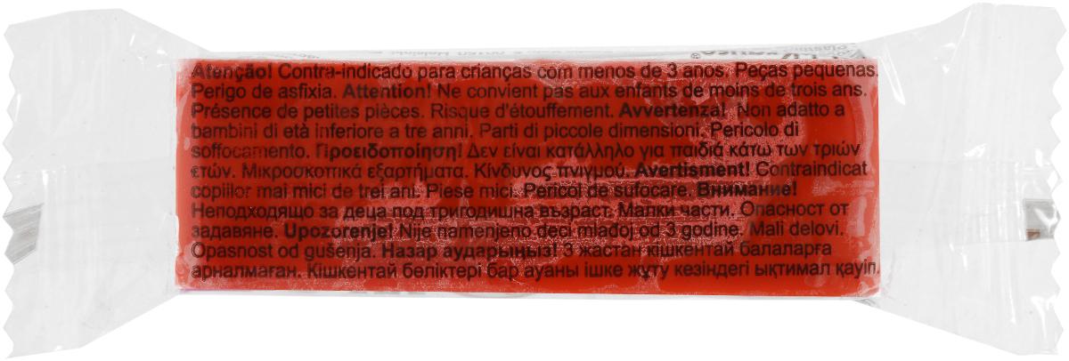 Erich Krause Пластилин мягкий Art Berry цвет красный37282Мягкий пластилин безопасный и очень практичный материал для лепки, который идеально подходит для детей от 3 лет. Он не застывает на воздухе, не прилипает к рукам, не пачкает одежду. По сравнению с обычным школьным пластилином мягкий пластилин имеет более низкую температуру плав ления, что делает его исключительно удобным и податливым. Яркие и сочные цвета легко смешиваются между собой. Пластичная структура позволяет детям использовать его в технике рисования пластилином.Разноцветные брусочки мягкого пластилина весом 20г имеют индивидуальную упаковку со штрихкодом.