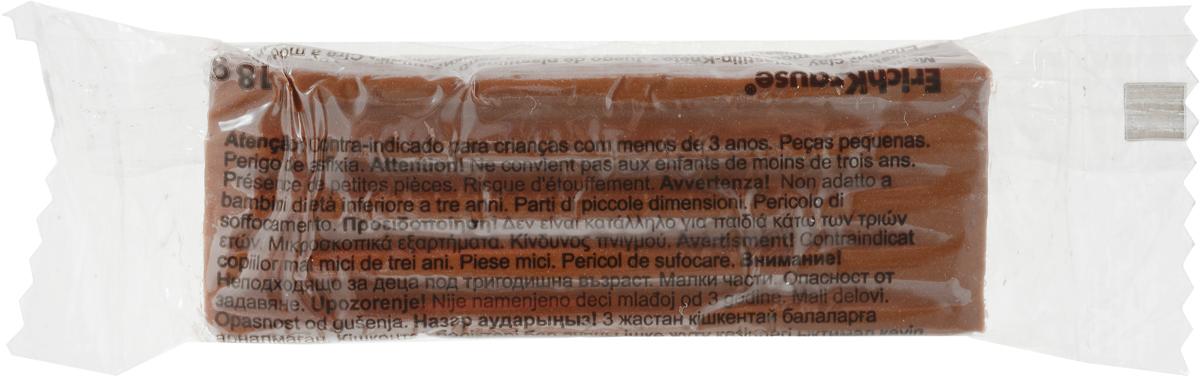 Erich Krause Пластилин цвет коричневый37259Классический школьный пластилин производится на основе безопасных компонентов. Сохраняет свою форму, не застывает на воздухе. Цветовая палитра содержит яркие, насыщенные цвета, которые хорошо смешиваются между собой. Разноцветные брусочки классиче ского пластилина весом 18г имеют индивидуальную упаковку со штрихкодом. Теперь можно приобрести столько пластилина нужного цвета, сколько необходимо для осуществления любой творческой задумки.