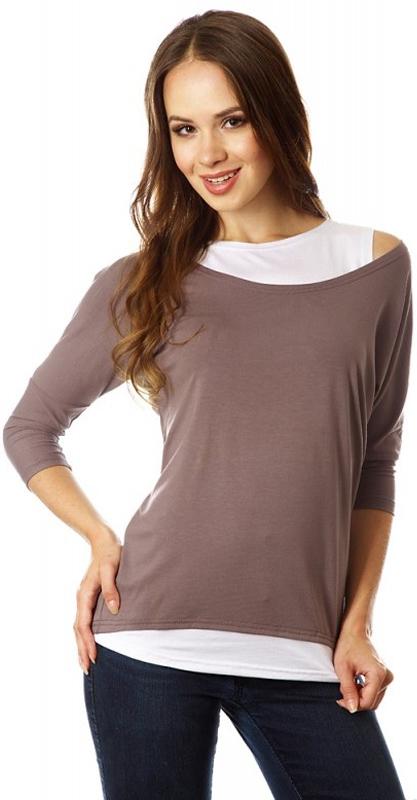 Блузка для беременных и кормящих Mums Era Адель, цвет: светло-коричневый. 34381. Размер M (46/48)34381Блуза для беременных и кормящих мам, отлично подойдет для жаркой погоды и теплых помещений. Благодаря натуральным материалам в ней удобно заниматься активными видами деятельности: прогулками с малышом, спортом, домашними делами. Дополненная стильными аксессуарами, она станет незаменимой деталью вашего гардероба.