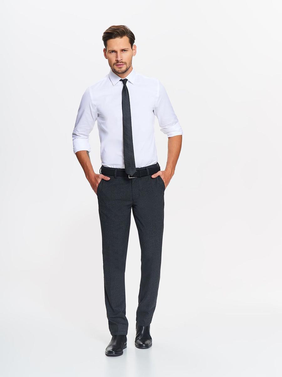 Брюки мужские Top Secret, цвет: серый. SSP2725SZ. Размер 36 (52)SSP2725SZ