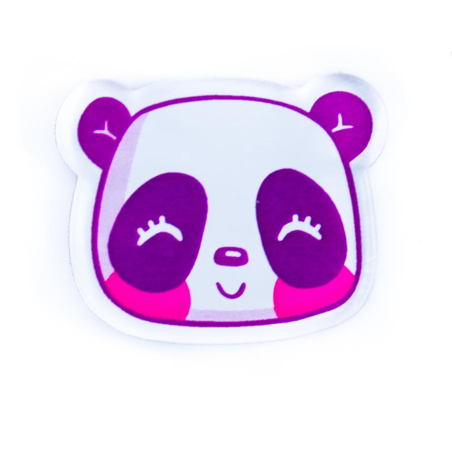 Брошь Markov.Design Панда1113121005Акриловая брошь Панда выглядит очень мило и симпатично. Впрочем, как и все панды! Значок с пандой прекрасно подойдет к любому образу, ведь стильные детали никогда не бывают лишними!