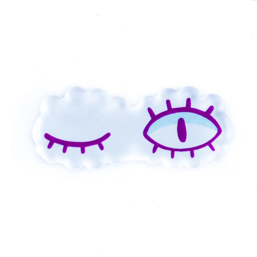 Брошь Markov.Design Глаза1113121026Яркая и необыкновенная брошь Глаза благодаря своей простой цветовой гамме станет прекрасным дополнением для любой одежды!