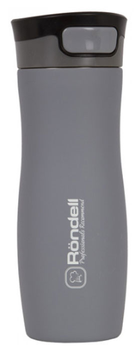 Термокружка Rondell Inspire, 400 мл термокружка объектив купить