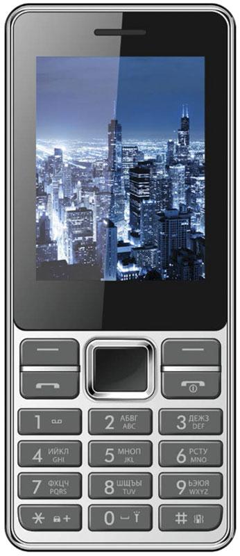 Vertex D514, BlackVRX-D514-SIBLМобильный телефон Vertex D514 оснащен аккумулятором мощностью 2400 мАч, что позволяет находиться в режиме разговора до 8 часов! Модель D514 реже требует подзарядки и выдерживает самые долгие разговоры, а также может находиться в режиме ожидания до 300 часов.Большой и яркий экран 2,4 дюйма обеспечивает удобство просмотра фото и видео, набора сообщений и номеров. Реализована возможность добавления номера в черный список, а также функция быстрого набора.Для того, чтобы вы смогли всегда оставаться на связи модель Vertex D514 поддерживает работу двух SIM-карт, активных в режиме ожидания. Благодаря этому можно использовать возможности сразу двух операторов связи так, как удобно вам.Одновременная работа двух SIM-карт позволяет просто и удобно совместить личный и рабочий номер в одном телефоне.Телефон сертифицирован EAC и имеет русифицированную клавиатуру, меню и Руководство пользователя