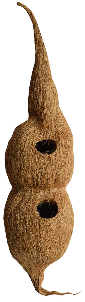 Гнездо для птиц  Fibre Family , большое двойное -  Садовый декор