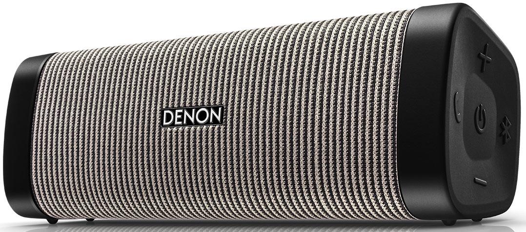Denon Envaya DSB-250, Grey портативная акустическая система - Портативная акустика