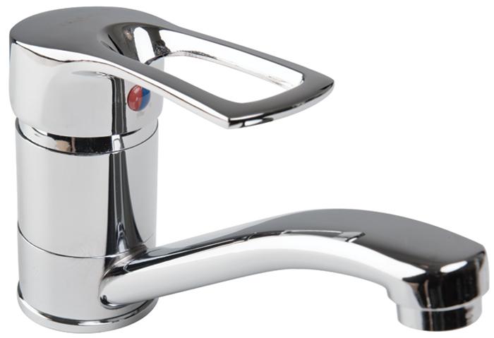 Смеситель для кухни Komrad, цвет: хром. S31-004FBZ-15S31-004FBZ-15 KomradСмеситель для кухни Картридж керамический 40 мм Крепление: усиленная гайка В комплекте: гибкая подводка