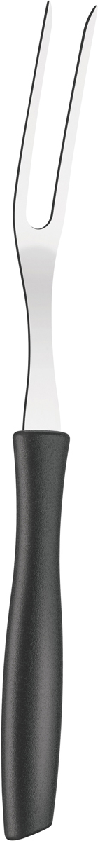 Вилка кулинарная Tramontina Athus, длина 33 см23087/100-TRВилка кулинарная Tramontina Athus подходит для любителей современного дизайна и ярких красочных цветов. Рабочая часть изготовлена из нержавеющая сталь AISI 420, благодаря уникальному методу закалки в несколько этапов (термическая закалка, охлаждение, промораживание, нагревание газом) сталь приобретает особую пластичность, коррозийность и жаростойкость, сохраняя твердость порядка 53 единиц по шкале Роквелла. Рукоятка выполнена из полипропилена, долговечна, выдерживает температуру до 130°С.