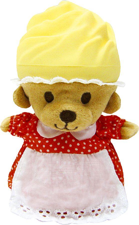 Cupcake Bears Мягкая игрушка Тыковка 9 см мягкие игрушки dream makers медвежонок в капкейке cupcake bears лололи