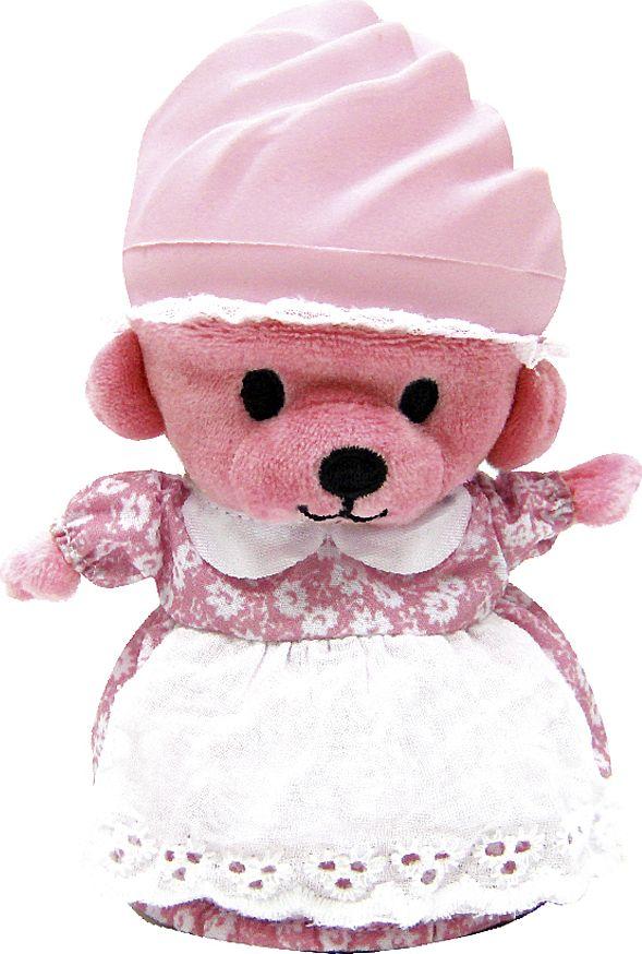 Cupcake Bears Мягкая игрушка Зефирка 9 см мягкие игрушки dream makers медвежонок в капкейке cupcake bears лололи