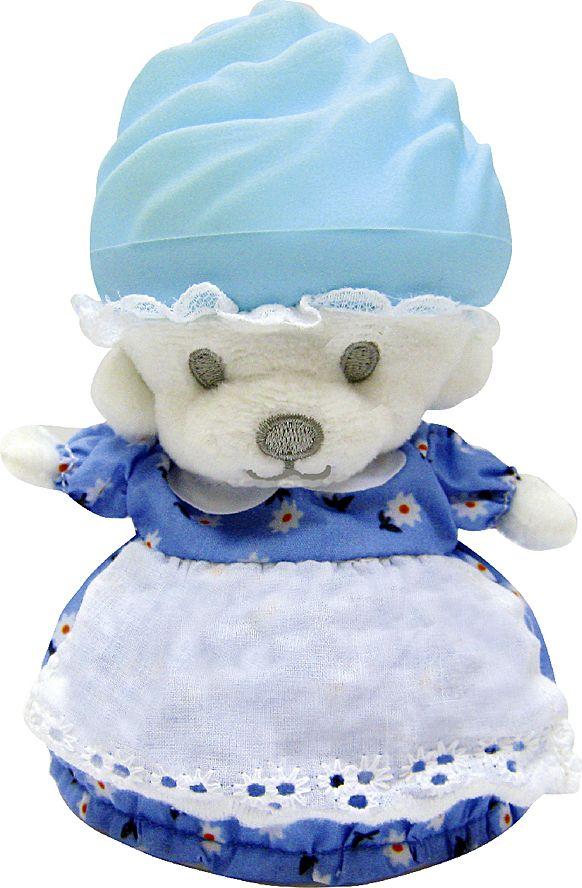 Cupcake Bears Мягкая игрушка Хлоя 9 см мягкие игрушки dream makers медвежонок в капкейке cupcake bears лололи