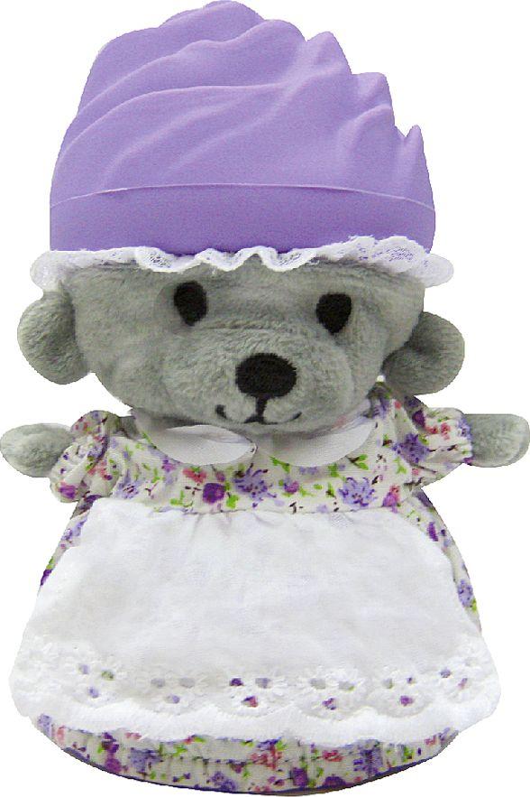 Cupcake Bears Мягкая игрушка Фиалка 9 см мягкие игрушки dream makers медвежонок в капкейке cupcake bears лололи