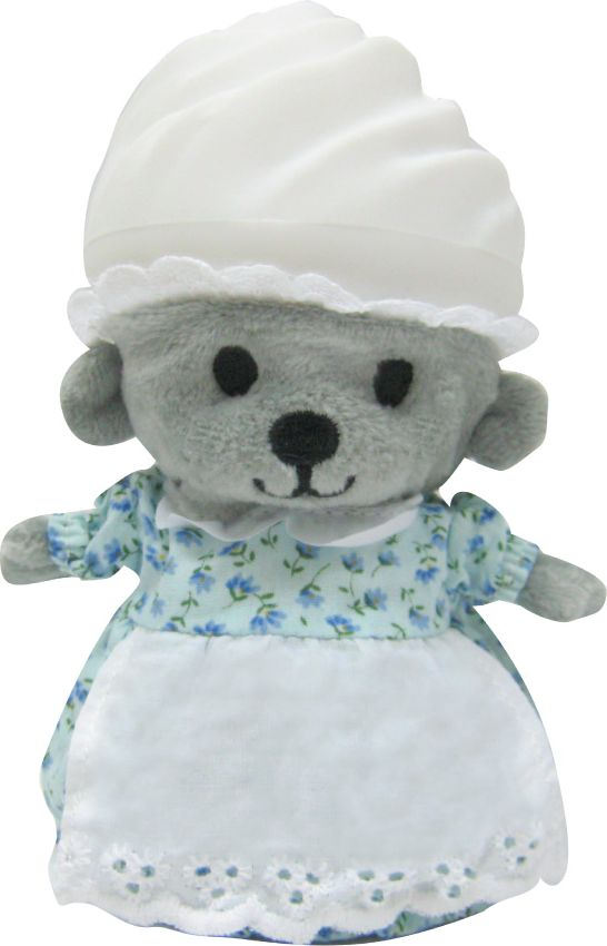 Zakazat.ru: Cupcake Bears Мягкая игрушка Кноппи 9 см