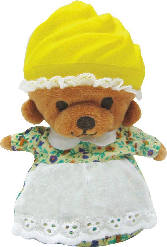 Cupcake Bears Мягкая игрушка Лимонка 9 см мягкие игрушки dream makers медвежонок в капкейке cupcake bears лололи