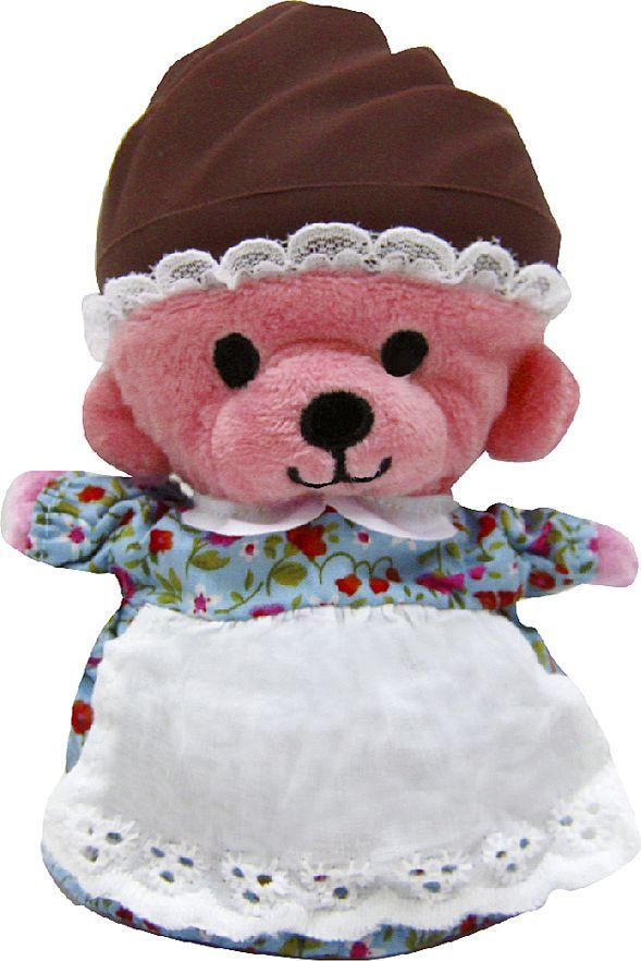 Cupcake Bears Мягкая игрушка Шокко 9 см мягкие игрушки dream makers медвежонок в капкейке cupcake bears лололи