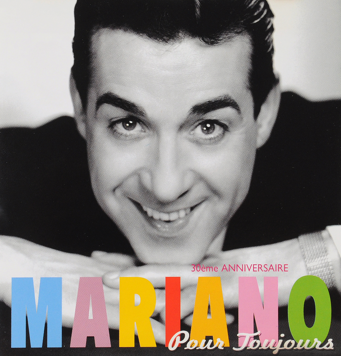 Luis Mariano. Les Tresors De Luis Mariano - 30th Anniversary цены онлайн
