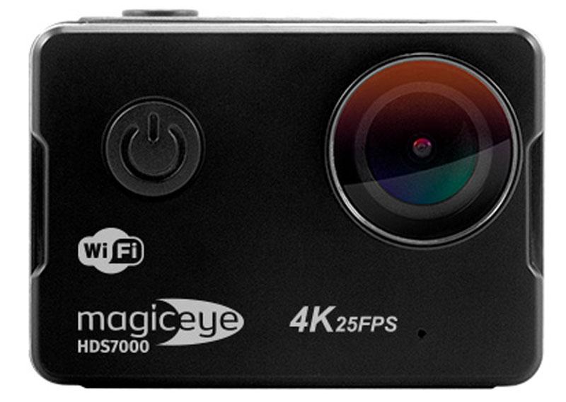 Gmini MagicEye HDS7000, Black экшн-камера gmini magicbox hdr1100h