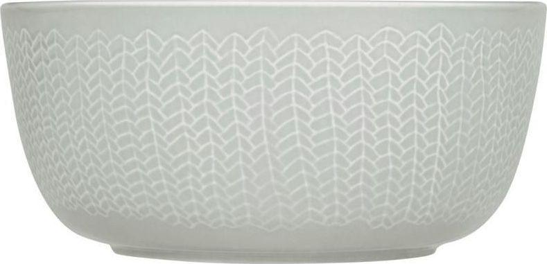 Пиала Iittala Sarjaton, цвет: серый, 680 мл1005985Пиала Iittala Sarjaton изготовлена из высококачественного фарфора. Изделие прекрасноподойдет для подачи салата или мороженого. Благодаря уникальному дизайну такая пиаластанет бесспорным украшением вашего стола.Пиала - это небольшая чашка без ручек, которая применялась уже со второй половины 1-готысячелетия до нашей эры. Особо широкое распространение пиалы получили в Средней Азии,где их используют в чайных церемониях и для подачи риса. В России пиалы также широкоиспользуются.