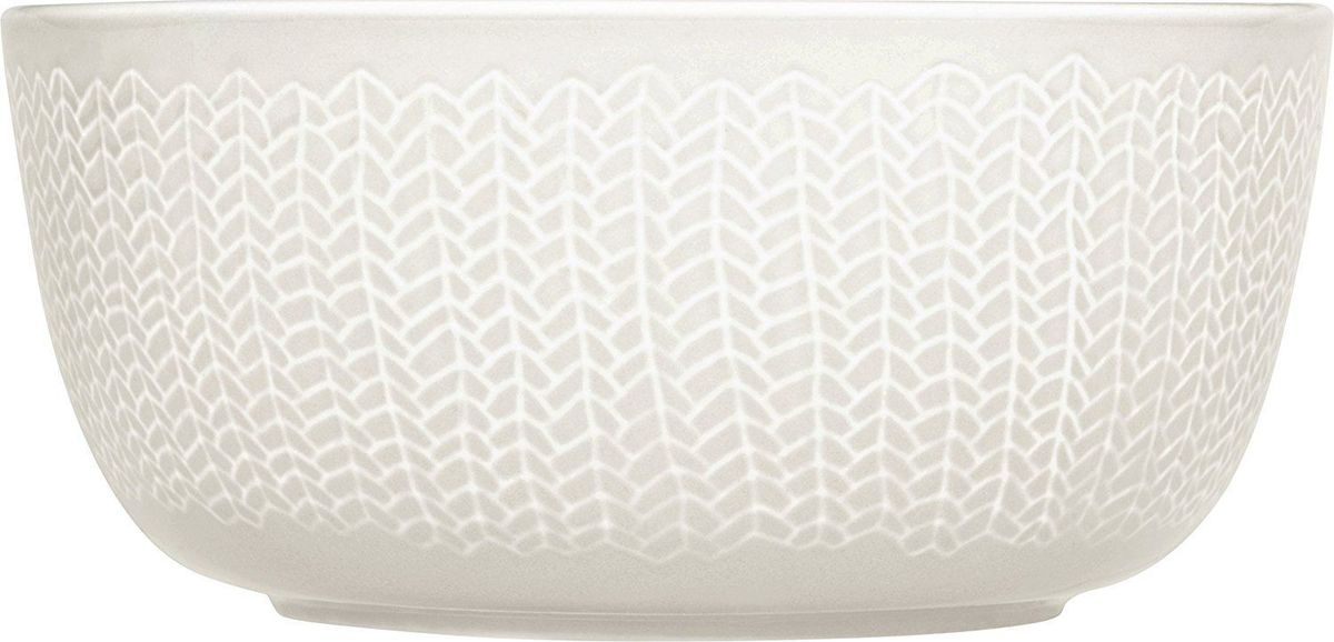 Пиала Iittala Sarjaton, цвет: белый, 680 мл1005999Пиала Iittala Sarjaton изготовлена из высококачественного фарфора. Изделие прекрасноподойдет для подачи салата или мороженого. Благодаря уникальному дизайну такая пиаластанет бесспорным украшением вашего стола.Пиала - это небольшая чашка без ручек, которая применялась уже со второй половины 1-готысячелетия до нашей эры. Особо широкое распространение пиалы получили в Средней Азии,где их используют в чайных церемониях и для подачи риса. В России пиалы также широкоиспользуются.