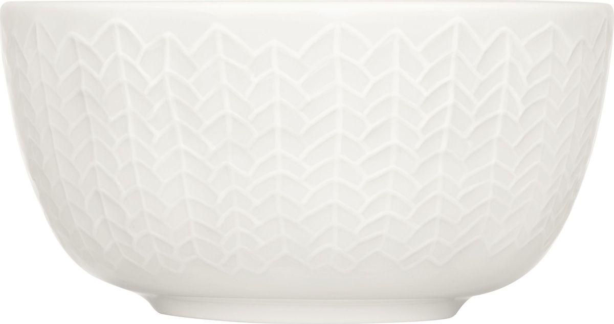 Пиала Iittala Sarjaton, цвет: белый, 330 мл1016399Пиала Iittala Sarjaton изготовлена из высококачественного фарфора. Изделие прекрасноподойдет для подачи салата или мороженого. Благодаря уникальному дизайну такая пиаластанет бесспорным украшением вашего стола.Пиала - это небольшая чашка без ручек, которая применялась уже со второй половины 1-готысячелетия до нашей эры. Особо широкое распространение пиалы получили в Средней Азии,где их используют в чайных церемониях и для подачи риса. В России пиалы также широкоиспользуются.