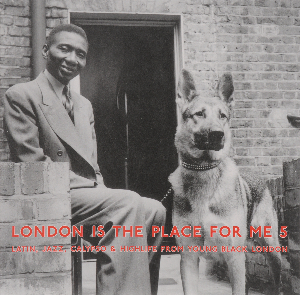 London Is The Place For Me 5 (2 LP) майка print bar no place is safe