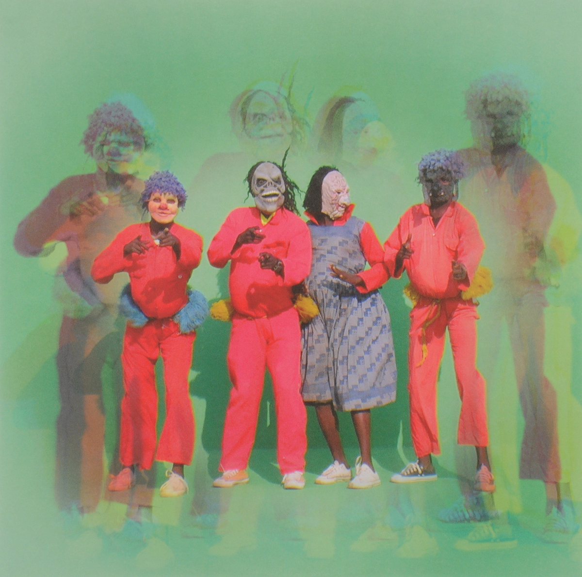 Honest Jons. Shangaan Electro (2 LP) why do they quit