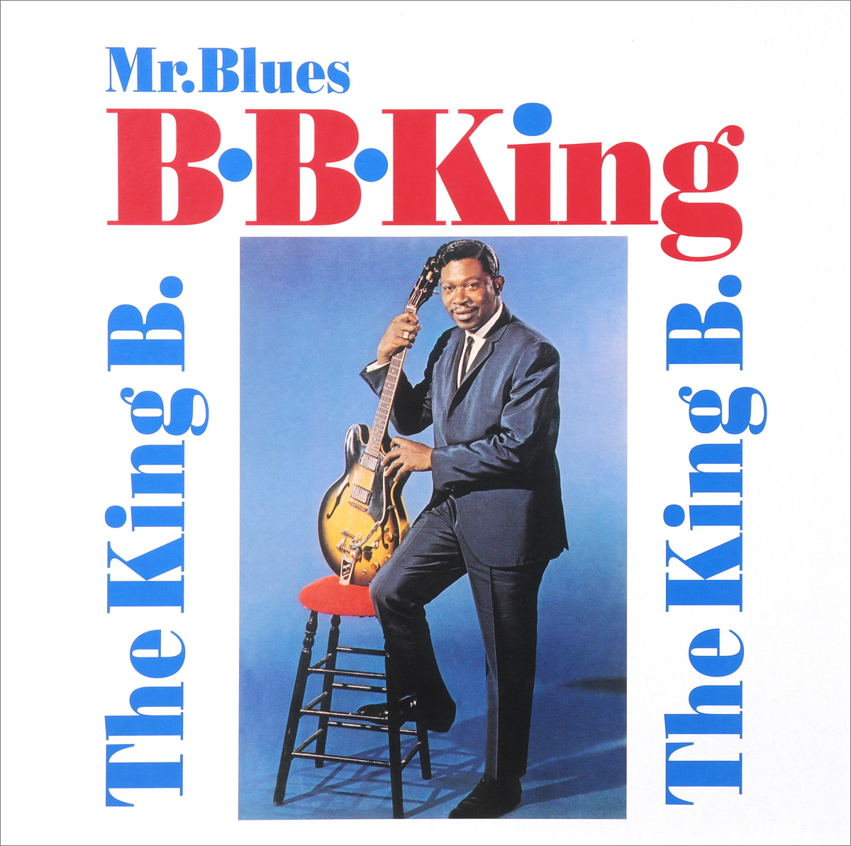 Би Би Кинг B.B. King. Mr. Blues (LP) rumble roses xx купить спб
