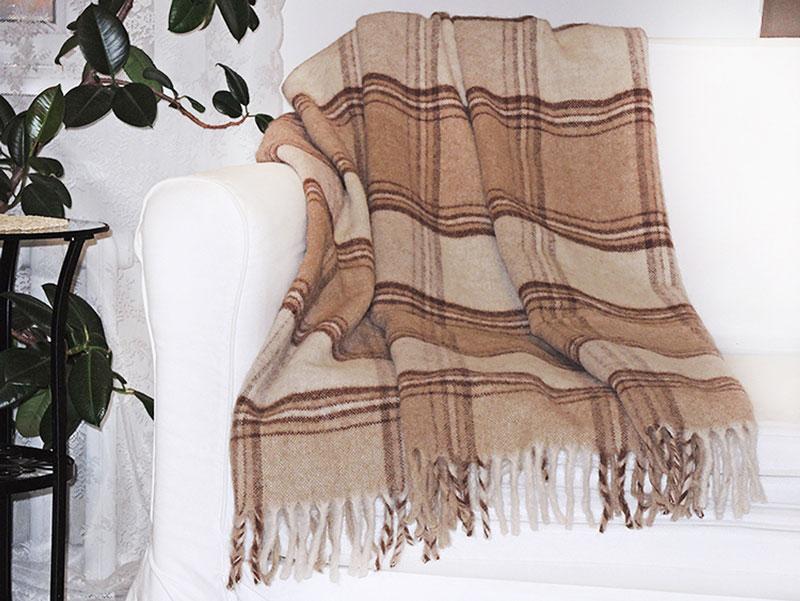 Плед Arloni Кунжут, 140 x 205 см. 51-05-251-05-2