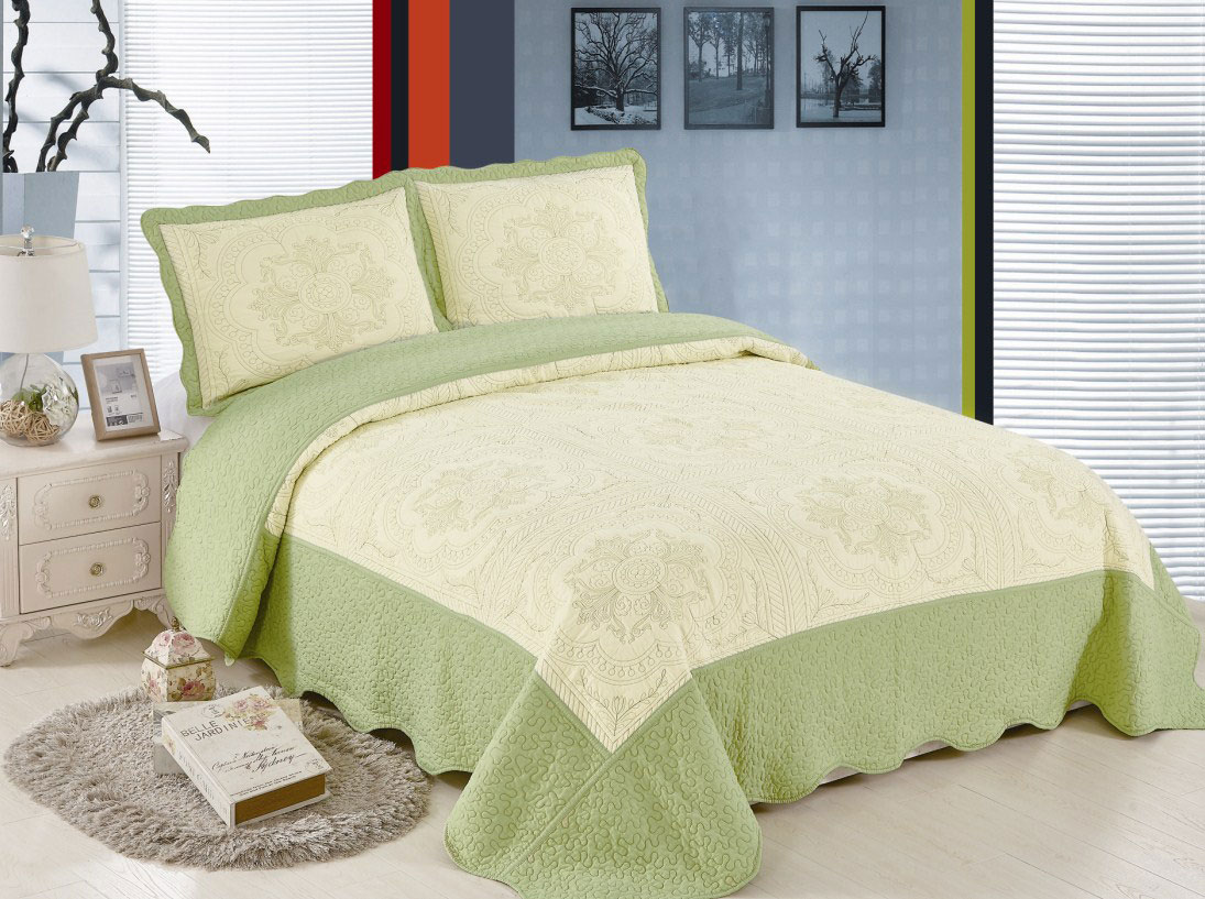 Покрывало Arloni Lux Cotton, 240 x 240 см. Лк-24-4Лк-24-4