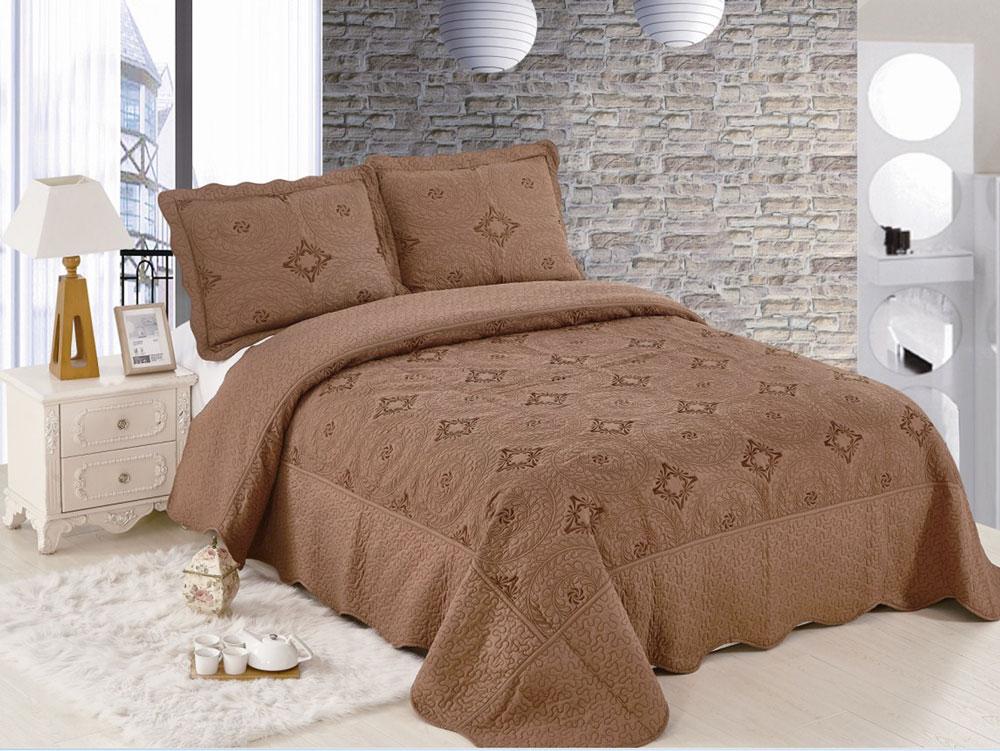 Покрывало Arloni Lux Cotton, 240 x 240 см. Лк-24-5Лк-24-5