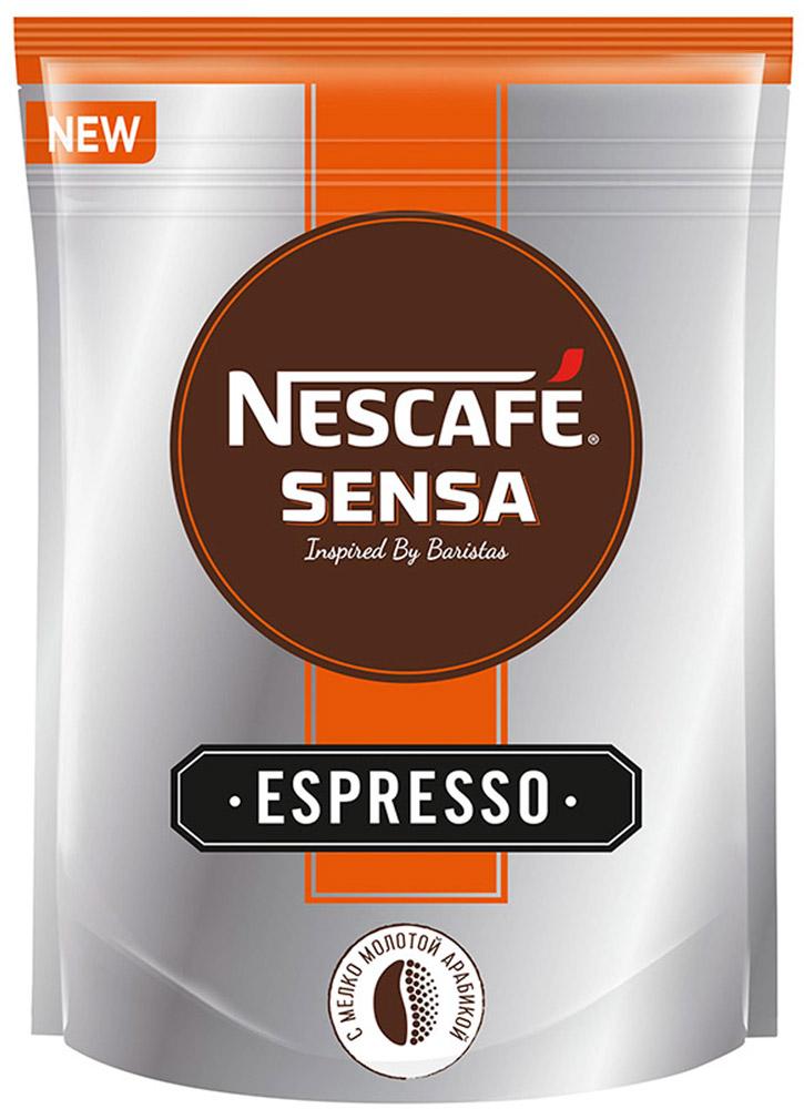 где купить Nescafe Sensa Кофе Эспрессо, 70 г дешево