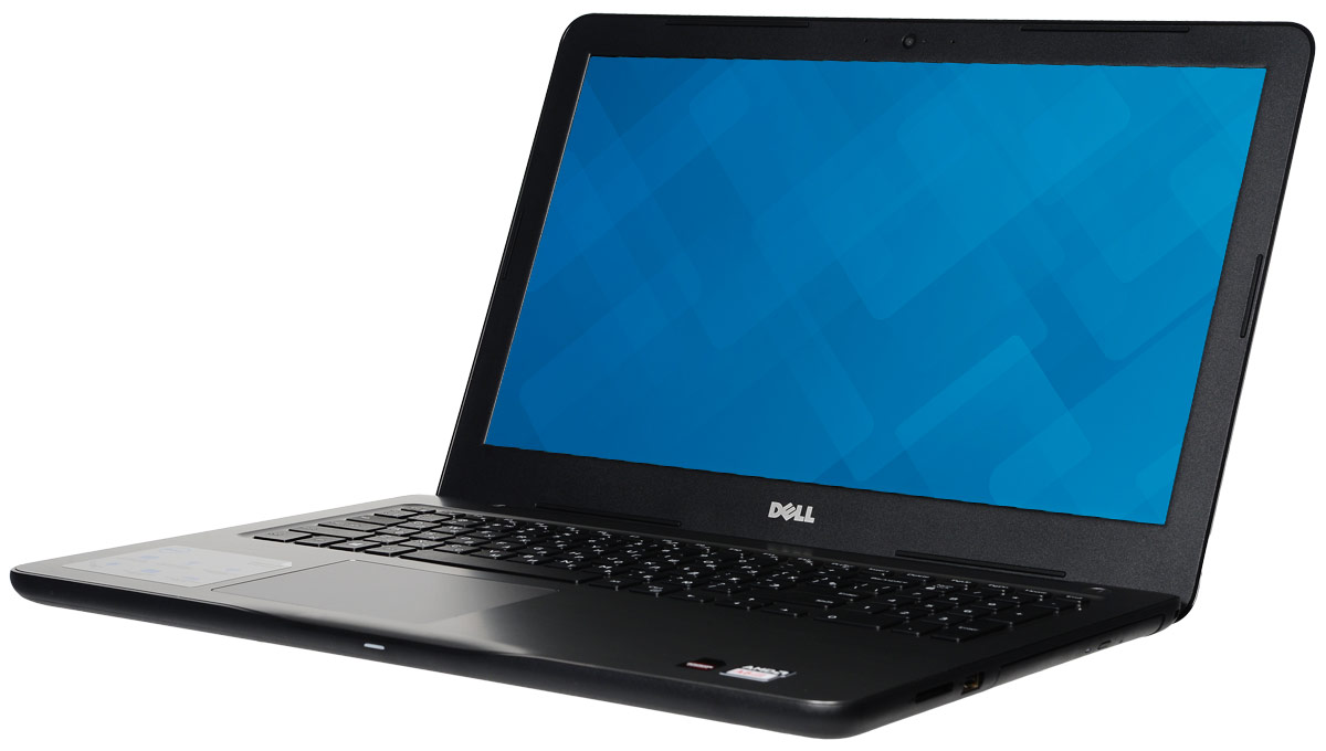 Dell Inspiron 5565-8048, Black - Ноутбуки
