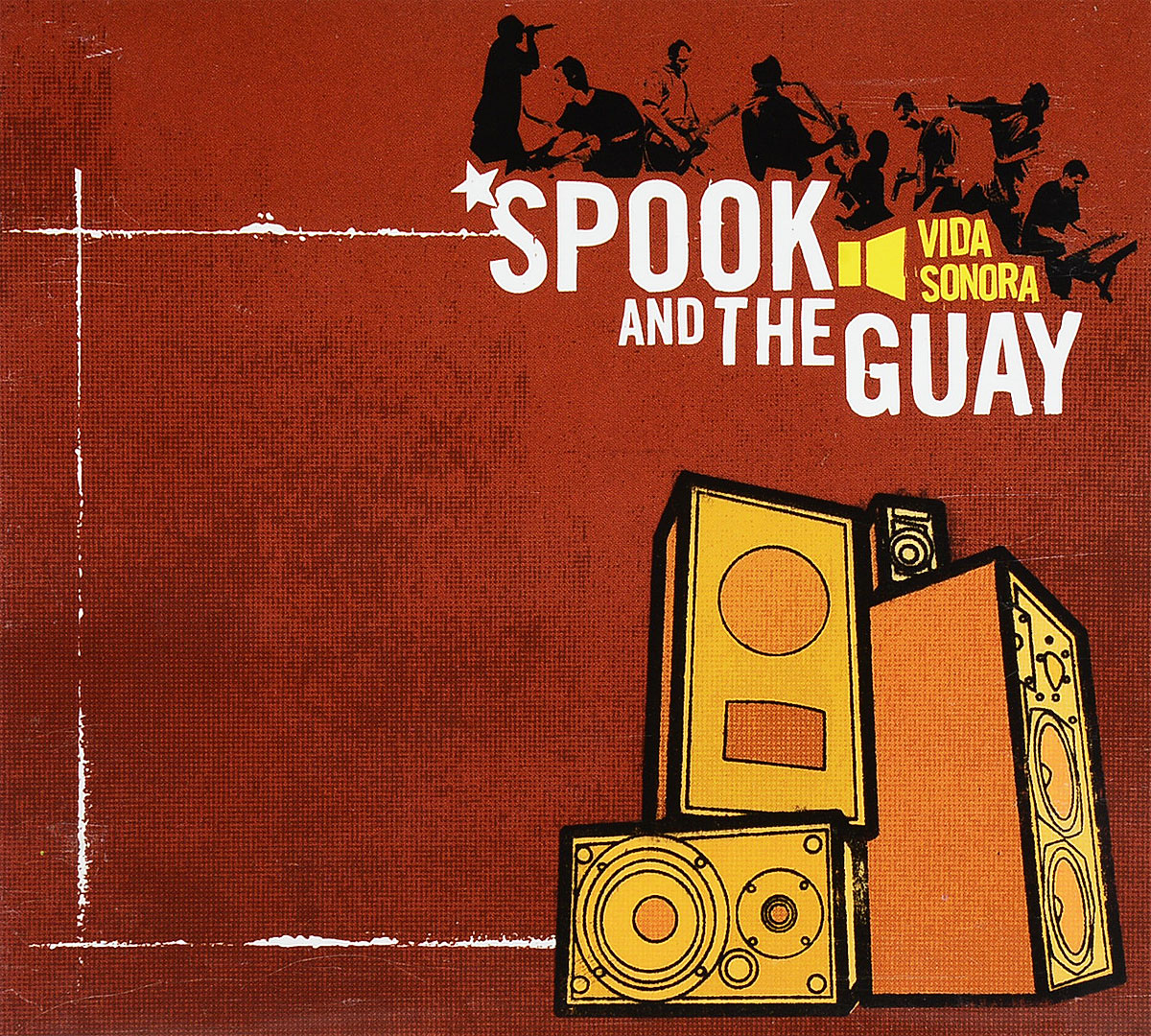 Spook And The Guay SPOOK AND THE GUAY. VIDA SONORA the spook s nightmare