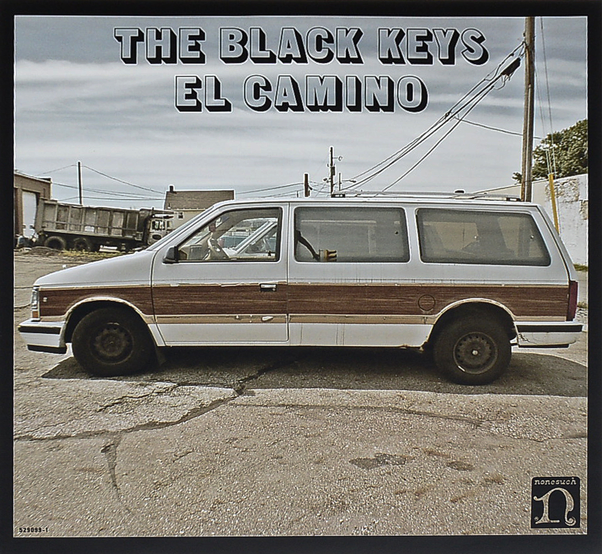 Zakazat.ru The Black Keys. El Camino (LP)