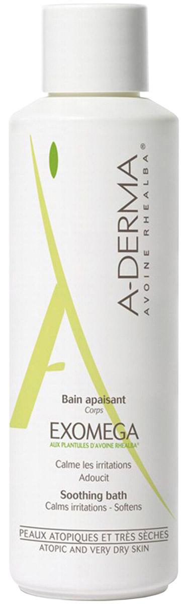 A-Derma Экзомега Смягчающее средство для ванны, 250 мл a derma