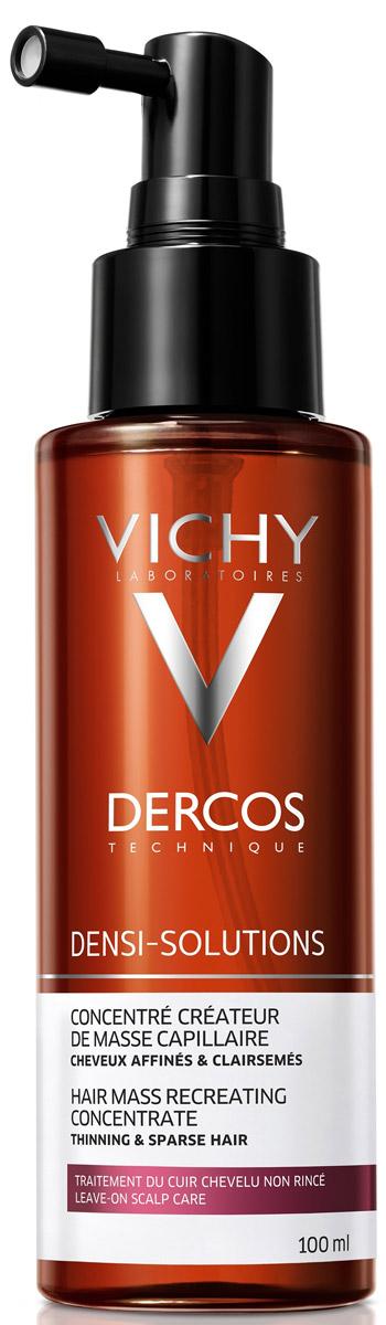 Vichy Densi-Solutions Сыворотка для роста волос, 100 млMB038800Cыворотка Denso-Solutions разработана для истонченных и редеющих волос. Интенсивно воздействует на корни, пробуждая спящие фолликулы и, таким образом, стимулируя рост новых волос.
