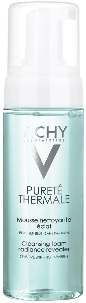 Vichy Пенка для умывания Purete Thermal, 150 мл vichy aqualia thermal аква гель дневной спа ритуал 75 мл