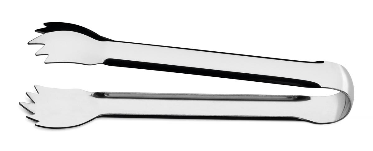 Щипцы для льда Tramontina, длина 12,5 см. 63800/680-TR63800/680-TRЩипцы изготовлены из высококачественной особо прочной нержавеющей стали 18/10. Данная сталь подходит для хранения и приготовления любых продуктов, в том числе содержащих щелочи и кислоты, так как она не вступает в контакт с пищей, не изменяет ее вкус, запах и цветПредназначены для сервировки сахара, льда и любых других продуктов, подходят для дома, баров и ресторанов. Стильный интересный дизайн с зеркальной придающей изысканность полировкой.Толстая сталь гарантирует сохранность в течение многих лет.Благодаря зубчатым краям щипцы легко подхватывают кусочки сахара или льда.При производстве особое внимание уделяется окончательной обработке, что предохраняет от риска пораниться о края изделия.Яркая индивидуальная упаковкаДлина щипцов: 12,5 смМатериал: нержавеющая стальТолщина стали: 0,8 ммМожно мыть в посудомоечной машине: даСтрана производства: Бразилия