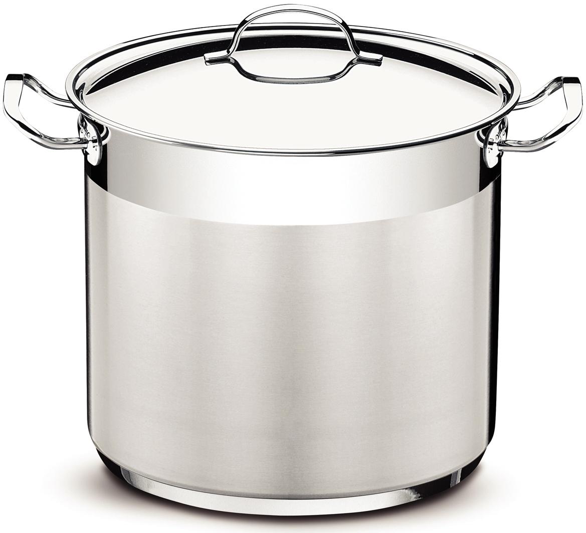 Кастрюля Tramontina Professional, 9,6 л купить в иванове посуду из нержавеющей стали