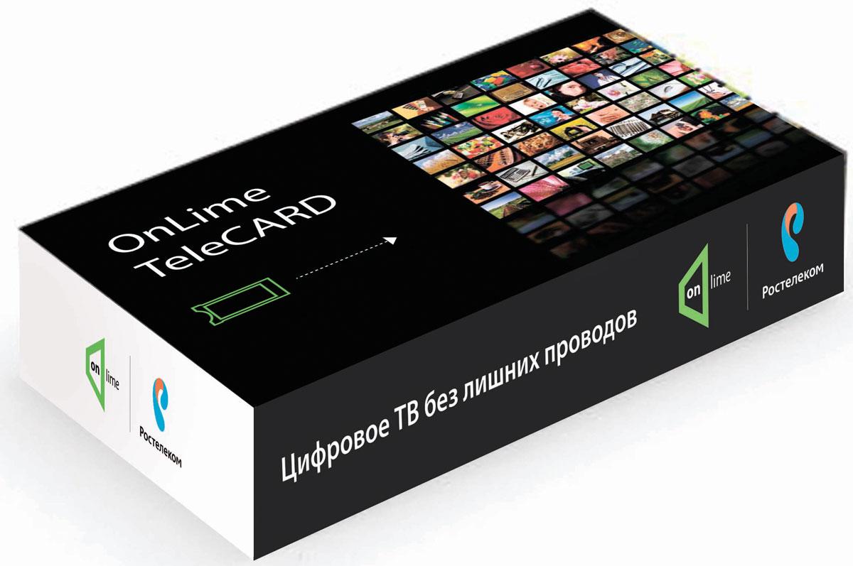 Zakazat.ru OnLime TeleCARD модуль доступа