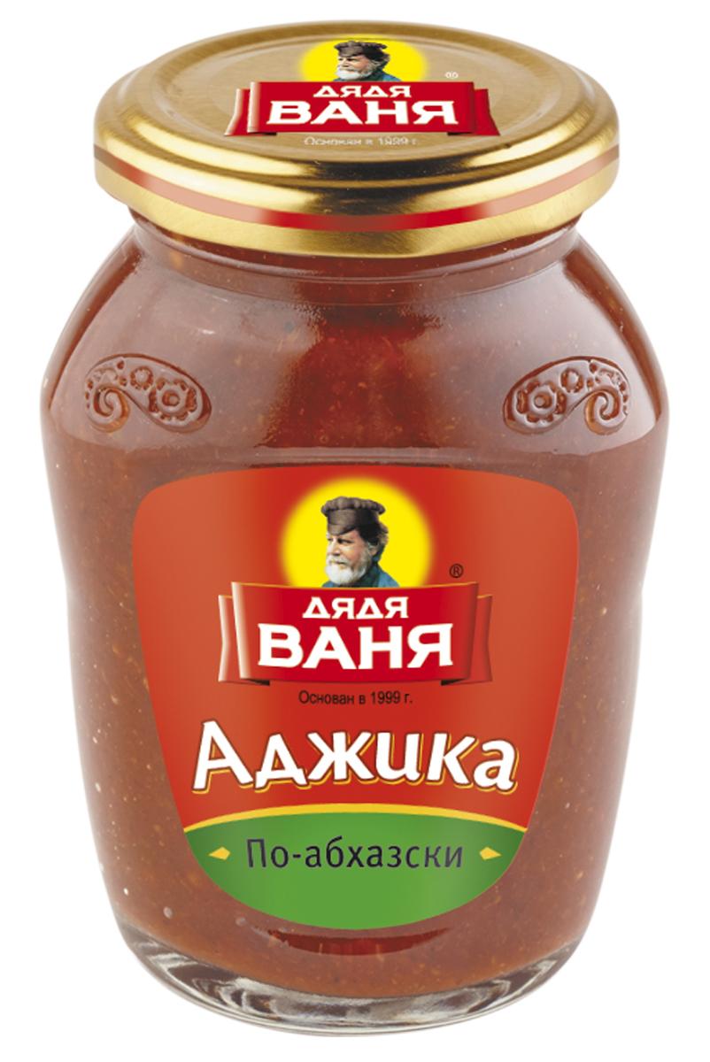 где купить Дядя Ваня соус аджика по-абхазски, 140 г по лучшей цене