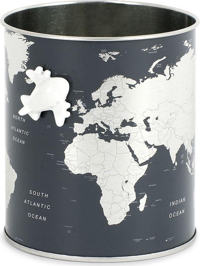 Balvi Подставка для канцелярских принадлежностей Globe -  Органайзеры, настольные наборы