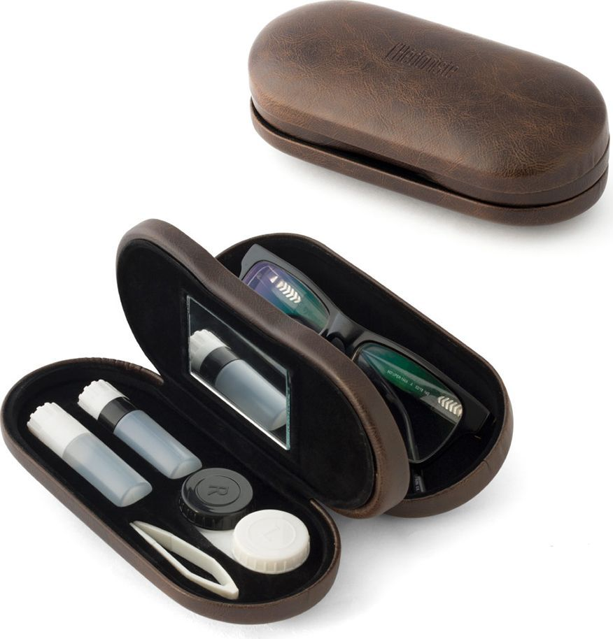 Balvi Футляр для очков и контактных линз l'Hedoniste, цвет: белый