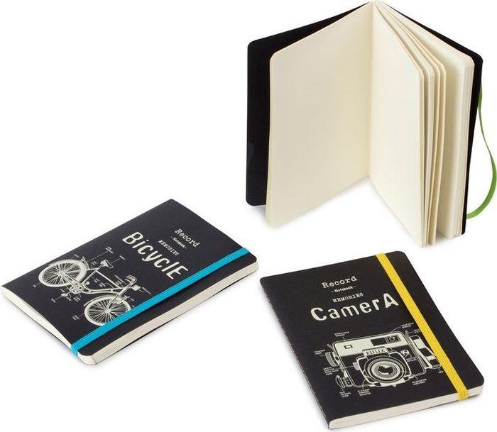BalviЗаписная книжка Retro Typewriter 70 листов Balvi